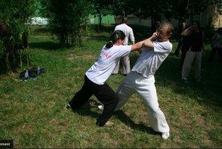 wudang kung fu prag