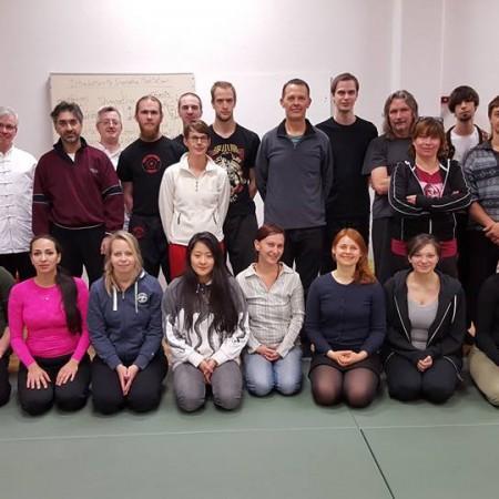 shamatha meditation träning buddhism malmö